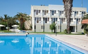 Recenze Sunset Hotel - Tigaki, Řecko
