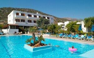 Kyknos Beach Hotel & Bungalows - Stalida, Řecko