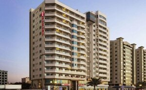 Ramada Beach Hotel Ajman - Ajman, Spojené arabské emiráty