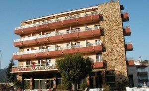 Hotel Continental - Tossa de Mar, Španělsko