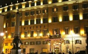 Recenze Grand Hotel de la Minerve - Řím, Itálie