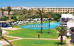 Recenze Hotel Kuriat Palace - Monastir, Tunisko