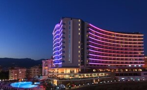 Recenze Diamond Hill Resort - Alanya, Turecko