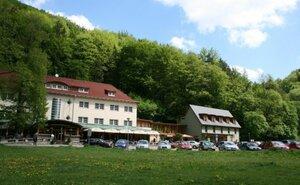 Recenze Hotel Skalní mlýn - Moravský kras, Česká republika