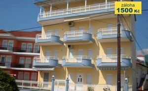 Recenze Hotel Anastasia - Leptokaria, Řecko