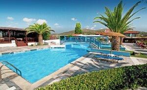 Recenze Zefiros Beach Hotel - Pythagorion, Řecko