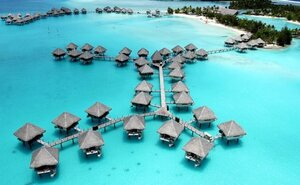 Le Meridien Bora Bora - Bora Bora, Francouzská polynésie