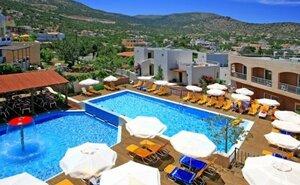Hotel & Bungalows Katrin - Stalida, Řecko
