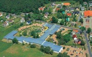 Wellnesshotel Seeklause - Ostrov Uznojem, Německo