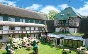 Forsthaus Damerow - Ostrov Uznojem, Německo