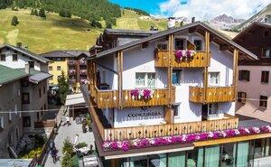 Hotel Concordia - Livigno, Itálie