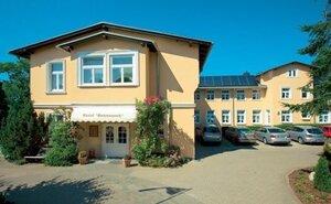 Hotel Sonneneck - Ostrov Uznojem, Německo