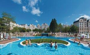 Recenze Clubhotel Riu Helios Paradise - Slunečné pobřeží, Bulharsko