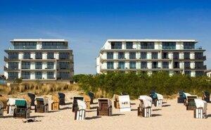 Seetel Kaiserstrand Beachhotel - Ostrov Uznojem, Německo