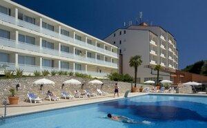 Hotel Allegro - Rabac, Chorvatsko
