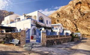 Recenze Mark & Joanna Studia - Perissa, Řecko