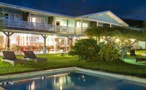 Raiatea Lodge Hotel - Raiatea, Francouzská polynésie