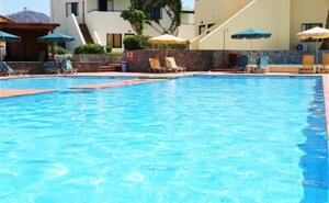 Recenze Kaissa Beach Bungalows & Apartments - Gouves, Řecko