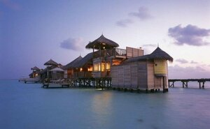 Gili Lankanfushi Maldives - Severní Male Atol, Maledivy