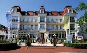 Seetelhotel Hotel Esplanade - Ostrov Uznojem, Německo
