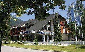 Hotel Kompas - Kranjska Gora, Slovinsko