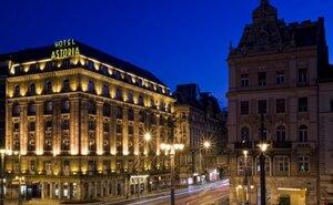 Recenze Danubius Hotel Astoria City Center - Budapešť, Maďarsko