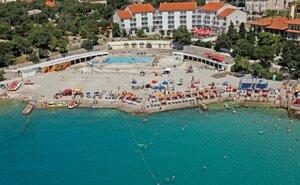 Hotel a depandance Lišanj - Novi Vinodolski, Chorvatsko