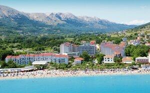 Hotel Corinthia - Baška, Chorvatsko