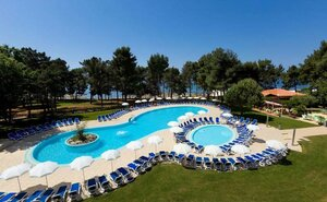 Hotel Sol Aurora - Umag, Chorvatsko