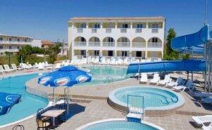 Savvas Apartments - Laganas, Řecko