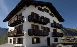 Apartmány Chalet Lago - Livigno, Itálie