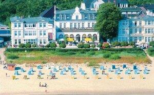 Seetel Strandhotel Atlantic - Ostrov Uznojem, Německo