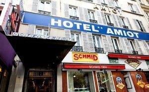 Recenze Hotel Amiot - Paříž, Francie