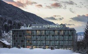Hotel Franz Ferdinand Mountain Resort - Nassfeld, Rakousko