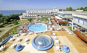 Hotel Delfin - Zelena Laguna, Chorvatsko
