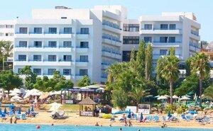 Recenze Iliada Beach Hotel - Protaras, Kypr