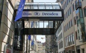 Hilton Dresden - Drážďany, Německo