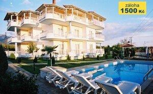 Recenze Aparthotel Villa Kolona - Leptokaria, Řecko