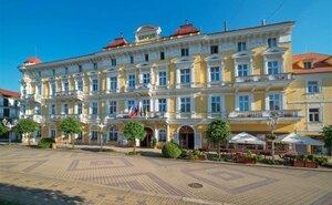 Recenze Lázeňský hotel Savoy - Františkovy Lázně, Česká republika