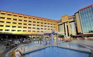 Recenze Dinler Hotel - Mahmutlar, Turecko