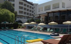 Recenze Hotel Pylea Beach - Ialyssos, Řecko
