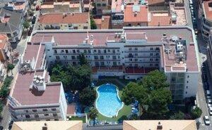 Hotel GHT Balmes & Apartaments - Calella, Španělsko