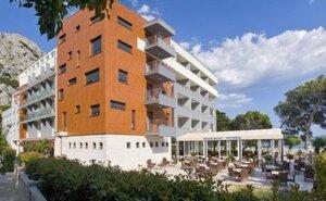 Hotel Plaža - Omiš, Chorvatsko