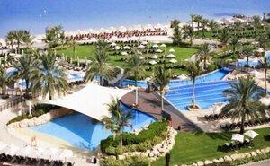 Recenze Westin Dubai Mina Seyahi Beach Resort & Marina - Dubai, Spojené arabské emiráty