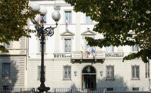 Hotel Donatello - Florencie, Itálie