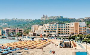 Recenze Seabank Resort & Spa - Mellieha, Malta
