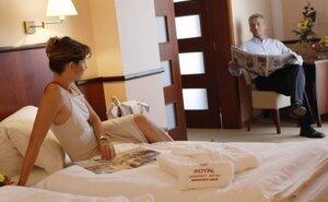 Lázeňský hotel Royal - Mariánské Lázně, Česká republika