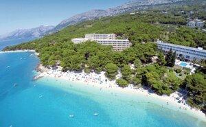 Recenze Bluesun Hotel Marina - Brela, Chorvatsko