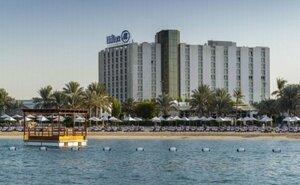 Hilton Abu Dhabi Hotel - Abu Dhabi, Spojené arabské emiráty