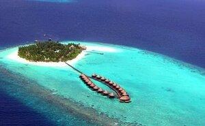 Recenze Angaga Island Resort - Ari Atol, Maledivy